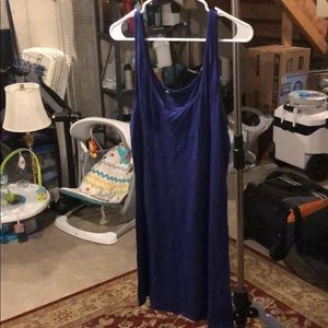 Victoria's Secret purple nightgown (L)